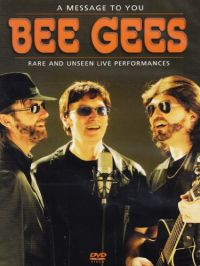 Cover Bee Gees - A Message To You [DVD]
